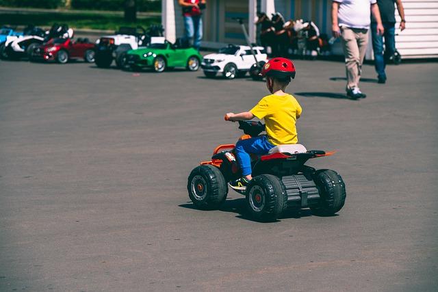 Comment choisir un quad pour votre enfant ?