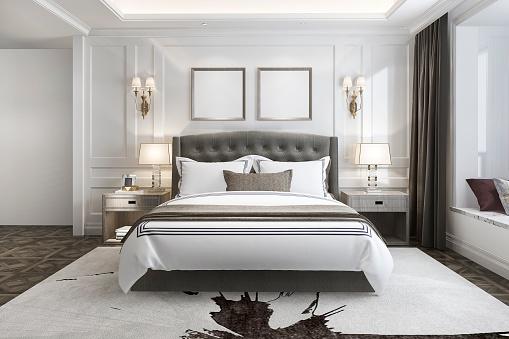 Comment choisir la couleur de votre chambre à coucher?